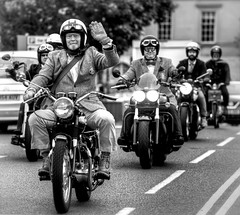 Hands up if you have been affected by Prostrate Cancer or Mental Health! (Missy Jussy) Tags: distinguishedgentlemansbikeride prostratecancerawareness mentalhealthawareness motorbike bike charity mono monochrome blackwhite bw blackandwhite 70200mm ef70200mmf4lusm ef70200mm canon70200mm canon5dmarkll canon5d canoneos5dmarkii canon york streets city