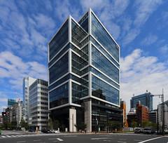 Shintora Dori CORE (新虎通りCORE) (@ND) Tags: architecture eos6d ef1740f4 tokyo japan tilt