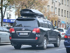 KA0001EO (Vetal_888) Tags: toyota landcruiser 200 licenseplates ukraine kyiv номернізнаки ka0001eo ka україна київ kaeo 0001 black tlc tlc200