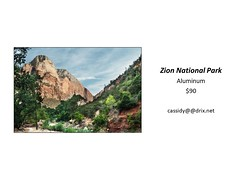 "Zion National Park • <a style=""font-size:0.8em;"" href=""https://www.flickr.com/photos/124378531@N04/44449290445/"" target=""_blank"">View on Flickr</a>"