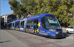 G28A7954FL11 (Gerry McL) Tags: tram strasbourg overall advertisement france cts 3004