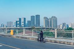 长沙-橘子洲大桥 (photogonia) Tags: changsha hunan yuelu cina china