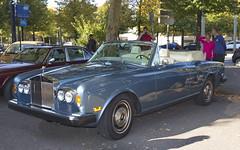 Rolls Royce Corniche  Convertible (olds.wolfram) Tags: rolls royce convertible auto car englisch oldtimer corniche cabrio