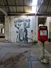 / Gent regio - 13 okt 2018 (Ferdinand 'Ferre' Feys) Tags: gent ghent gand belgium belgique belgië streetart artdelarue graffitiart graffiti graff urbanart urbanarte arteurbano ferdinandfeys