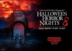 Up To 10% OFF Tickets For Universal Studios Singapore Halloween Horror Nights 8 (jeevanmatty) Tags: klookpromocode klookhk klook voucherodes promo code travel attractions fun