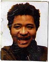 Unknown Young Man 5 (hyakoukoune) Tags: photodidentité jeune homme young man smile photo trouvé found montreuil 93100 france 2018