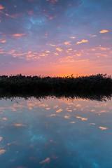 Sunset reflection (Bandito photography) Tags: landscape water reflection sunset