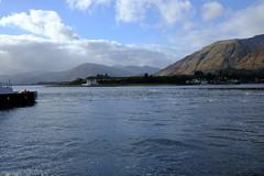 Loch Linnhe, Corran - Ardgour (macconnechy) Tags: alba fujixt2 fujixf23mmf14 ferry scotland corran ardgour lochlinnhe