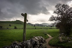 It's a sign (Phil-Gregory) Tags: nikon d7200 tokina1120mmatx tokina 1116mmf8 1116mm 1120mmproatx11 1120mmproatx peakdistrict derbyshire dovedale countryside green