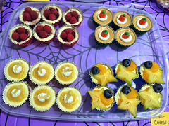 Project 365 - 10/29/2018 - 302/365 (cathy.scola) Tags: project365 odc cheesecakes decorated