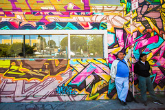 She'll Be Back (Thomas Hawk) Tags: america bayarea california mission missiondistrict sf sfbayarea sanfrancisco usa unitedstates unitedstatesofamerica westcoast graffiti fav10