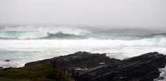 Waves (stuartcroy) Tags: orkney island water weather waves winter wild wind beautiful bay scotland sea