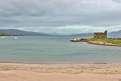 Calm sea Ballinskelligs (Ros and Ali) Tags: ireland wildatlanticway