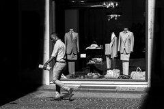 I Need a Suit Jacket (Mattiii photo) Tags: street streetphotography streetphoto streetshot streetphotographer streets streetitalia streetph streetshots streetphotograph streetlife streetparma streetimage streephotographer streetminimal strada streetpassioneadwards streethsot urban urbanphotography urbanphoto urbanshot person one suit jacket suitjacket great gentleman wow blackandwhite blackandwhitephotography blackandwhitephoto blackandwhiteshot blackandwhitephotographer blackwhite biancoenero bnw bnwphotography biancoeneroforever bnwphoto bnwshot biancoenerofoto parma parmalover parmagram italia italy italianstreetphotography italianstreetphotographer italian jackets suits suitjackets walking