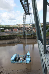 (Capt' Gorgeous) Tags: newporttransporterbridge newport bridge transporter gwent wales riverusk engineering historical industrial iron