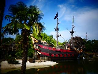 Bateaux pirate