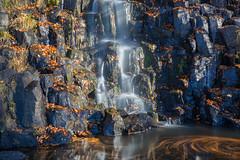 Cascade du Saltou (jean-louis21) Tags: aubrac cascade automne filé saltou orgues basalitques waterfall