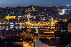 Porto   |   Skyline (JB_1984) Tags: skyline cityscape view vista riverdouro rio douronrivernightportooportoportugalnikond500nikon d500