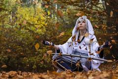 Samurai's harmony (saromon1989) Tags: samurai autumn nature harmony yellow