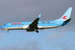 I-NEOT_01 (GH@BHD) Tags: ineot boeing 737 738 737800 b737 b738 73786n neos belfastinternationalairport bfs egaa aldergrove airliner aircraft aviation