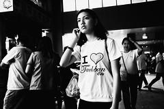 I ❤ Tacloban City (Meljoe San Diego) Tags: meljoesandiego fuji fujifilm streetphotography people hipshot candid monochrome philippines x100f