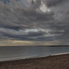 (aliciap.clausell) Tags: paisaje seascape playa mar sea beach relax nubes clouds nature naturaleza aliciapclausell nwn