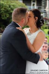 Romantic Wedding Photographers (graeme cameron photography) Tags: graeme cameron photographer photography lake district ullswater cumbria wedding professional bride kiss kissing romantic