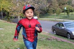 Byron (Stephenie DeKouadio) Tags: canon photography portrait portraitphotography children child kids boy love outdoor halloween autumn