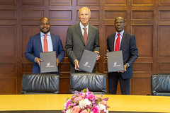 WIPO, ARIPO and OAPI Sign Cooperation MoU (WIPO | OMPI) Tags: aripo assemblies bilateralmeeting directorgeneral francisgurry oapi ompi wipo