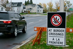 NO WEED (deanspic) Tags: weed marijuana cannabis border