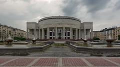 . росси́йская национа́льная библиоте́ка (. ruinenstaat) Tags: tumraneedi ruinenstaat platzderaltensteine town city architecture architektur bibliothek russland russia stpetersburg travel