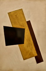 Composition (1917) - Liubova Popova (1889-1924)