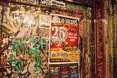 (morten f) Tags: booze glory poster flyer oslo skins juleblot 2017 punk punkrock norge norway