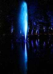 2018 - 4.10.18 Enchanted Forest (75) (marie137) Tags: forest lights trees show marie137 bright colourful pitlochry treeman attraction visit entertainment music outdoors sculptures wicker food drink family people water animation