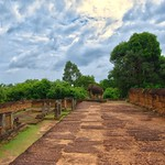 East Mebon temple ruins in Angkor Archeological Park near Siem Reap, Cambodia thumbnail