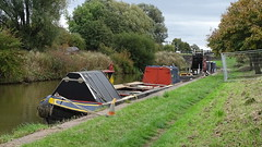 CRT_3 (Wildlife Terry) Tags: crt canalrivertrust trentmerseycanal cheshireringcanal wheelock moston sandbach middlewich cheshire amateurphotography workingboats barge tug lock69 boothlane gailey workhorse