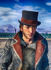 Jacob the Ripper (DunnoHowTo) Tags: hattiwatti cinematic tools cheatengine camera extreme ninja assassin action adventure video game computer gaming screenshot templar ice photoshop time stop cheat table ubisoft 2015 1868 parkour open world helix animus abstergo history historical city assassin's creed syndicate london britain jacob evie frye austin wintory second industrial revolution the dreadful crimes jack ripper 19th century england