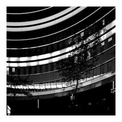 2018-07-08   lines + curves (clemisan) Tags: fortheloveofblackandwhite blackwhite bw urban offenbach architecture windows windowwednesday tree linescurves mirroring inexplore