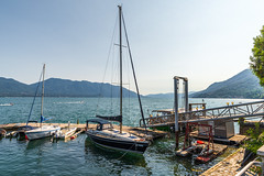 Lago Maggiore 2018  - Cannero Riviera (karlheinz klingbeil) Tags: schiff lagomaggiore boot see wasser segelboot italy italien lake water lago italia canneroriviera provinzverbanocusioossola it