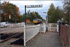 Three types (Colin Partington) Tags: 20181011 lancashire arn northern class142 northernrail 142039 rufford 2n08