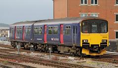 127951 150106 Cardiff Central Station 10.06.2017 (31417) Tags: 150106 150 cardiff sprinter brel first dmu