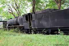 I_B_IMG_0570 (florian_grupp) Tags: asia myanmar burma train railway railroad myanmarailways southeast metergauge metregauge 1000mm steam locomotive scrap yard vulcan foundry pyuntaza