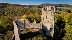 RUINS II (BigOllie Pictures) Tags: landscape autumn bluesky forest nature panorama ruins spring switzerlandlandscape waterfall wildlife thalheim kantonaargau schweiz ch
