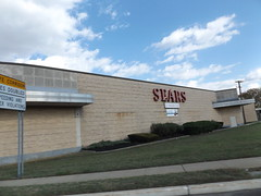 Sears #2374 Vineland, NJ (COOLCAT433) Tags: former sears 2374 8 w landis ave vineland nj