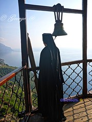 Mt Athos - Holy Monastery of Simonos Petra – Simonopetra Chalkidiki Greece. ~ Άγιο Όρος Ιερά Μονή Σίμωνος Πέτρας Χαλκιδική Ελλάδα. (George @) Tags: simonopetramonastery σιμωνόπετρα simonopetra simonospetra σίμωνοσπέτρασ simonsrockmonastery άγιο όροσ μονή agionoros αγιονοροσ άγιονόροσ mountathos mtathos holymonastery holymountain mount monastery holyplace orthodox orthodoxia greekorthodox greekorthodoxchurch ορθοδοξία ελλάδα greece χαλκιδική halkidiki chalkidiki griechenland simons rock arsanas simonos petras ελλάσ macedonia mysticmacedonia ouranoupolis religion faith holy monks orthodoxy christianity christian christiansorthodoxchristian seaview view travel mountain architecture rocks landscape george papaki eyes photography photografer georgeeyesphotography georgeeyes georgepapaki photografia φωτογραφία visitgreece greekphotographers europeanphotography naturephotography landscapephotography 0nlygreece cross hellas macedoniagreeceмакедонијамакедонскимакедонци