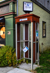 Whidbey Telecom - City of Langley (SonjaPetersonPh♡tography) Tags: langley cityoflangley pacificnorthwest villagebythesea saratogapassage washington washingtonstate stateofwashington nikon nikond5300 historicbuildings village city pugetsound galleries shops whidbeyisland pnw ocean