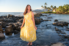 Janice @ Ko'Olina Resort 10:18 02 (JUNEAU BISCUITS) Tags: portrait portraiture nikon hawaii hawaiiphotographer beauty latina ocean