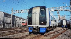 Meitetsu Centrair Electric Unit. (ManOfYorkshire) Tags: centrair sky train electric multiple unit emu dedicated airport express service nayoya railroad company private link shuttle ta line