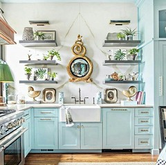 Iced Blue Kitchen (katalaynet) Tags: follow happy me fun photooftheday beautiful love friends