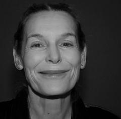 Alice Krige at Destination Star Trek Convention (Ibsan73) Tags: startrek borgqueen sleepwalkers chariotsoffire blackandwhite actress alicekrige destinationstartrek convention
